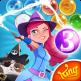 بازی جورچین سه تایی حباب ها Bubble Witch 3 Saga v4.10.2