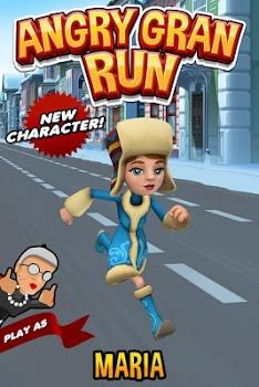 Angry Gran Run – Running Game v1.46