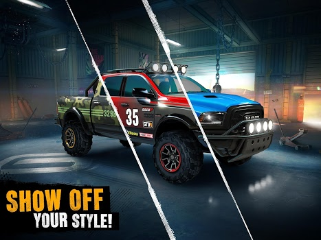 Asphalt Xtreme: Rally Racing v1.4.2b + data