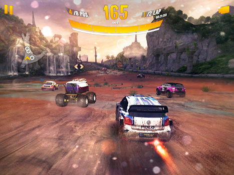Asphalt Xtreme: Offroad Racing v1.2.0j + data
