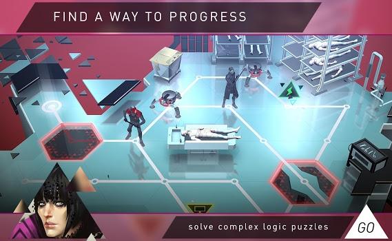 Deus Ex GO – Puzzle Challenge v2.1.86401 + data