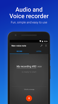 Easy Voice Recorder Pro v2.3.2 build 11039