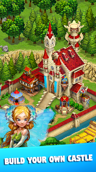 Fairy Kingdom: World of Magic v2.2.1