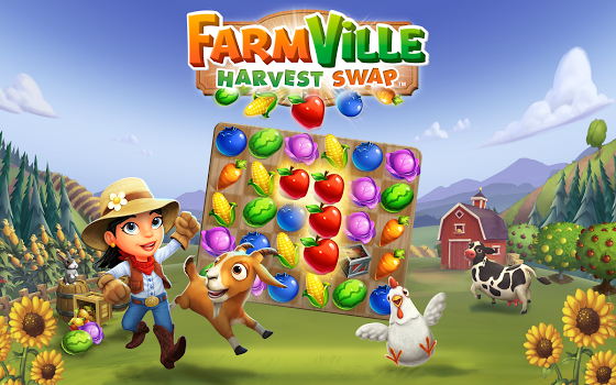 FarmVille: Harvest Swap v1.0.3422