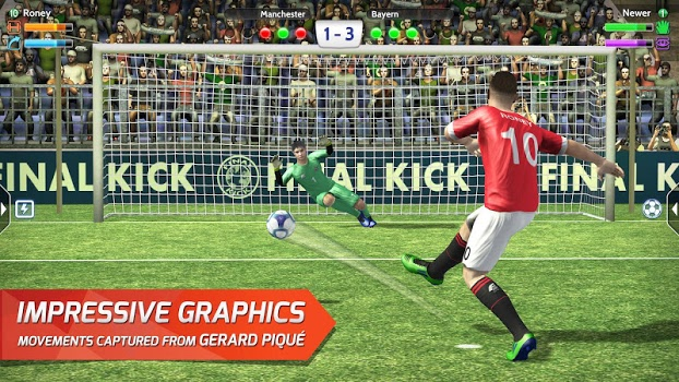 Final kick: Online football v8.0.9 + data