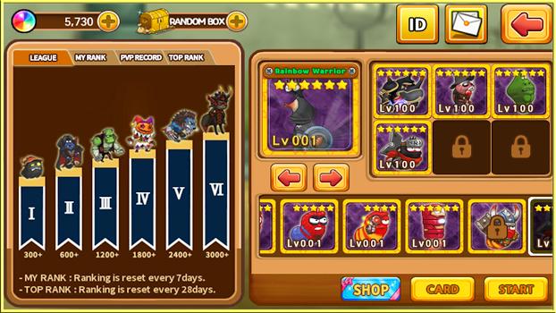 Larva Heroes : PVP Online v1.7.1