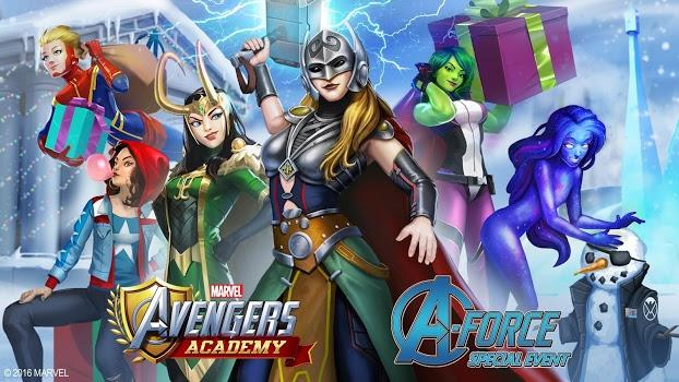 MARVEL Avengers Academy v1.24.1