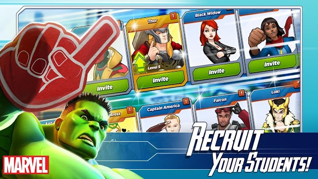 MARVEL Avengers Academy v1.8.0