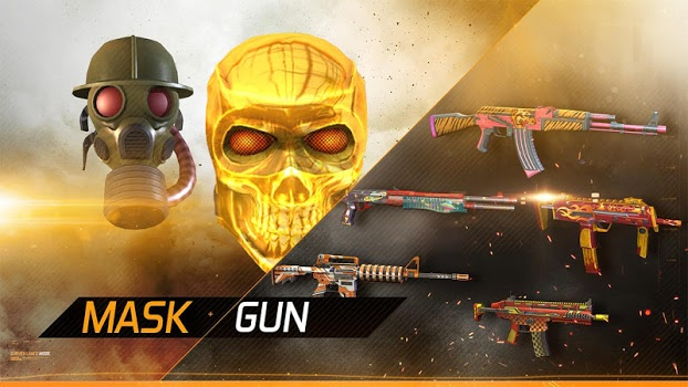 MaskGun ® – Multiplayer FPS v2.06
