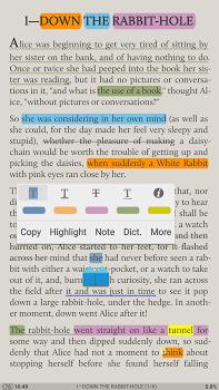 Moon+ Reader Pro v4.1.1