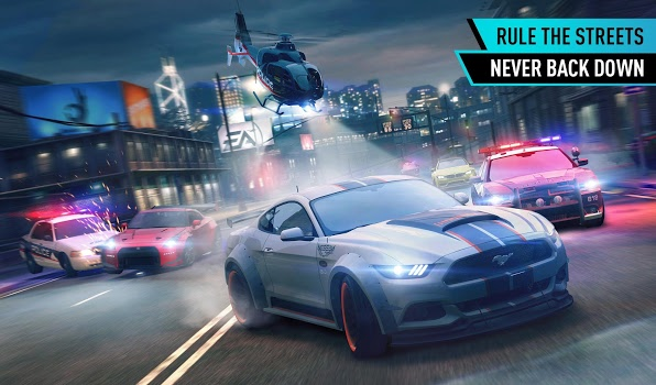 Need for Speed™ No Limits v2.1.1 + data