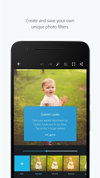 Adobe Photoshop Express: Easy & Quick Photo Editor v3.7.397