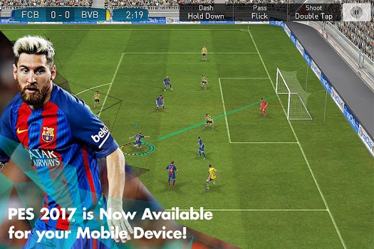 PES2017 -PRO EVOLUTION SOCCER v1.2.2 + data