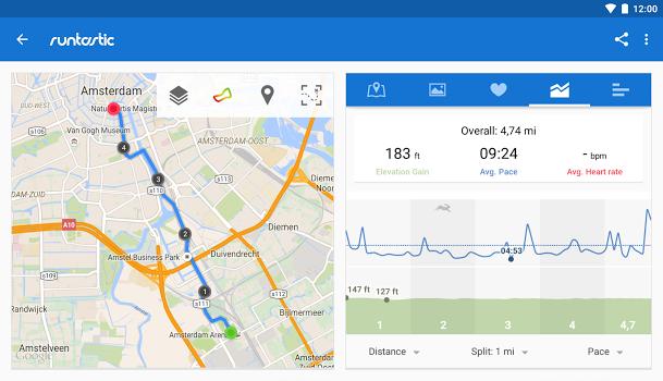 Runtastic PRO Running, Fitness v9.0