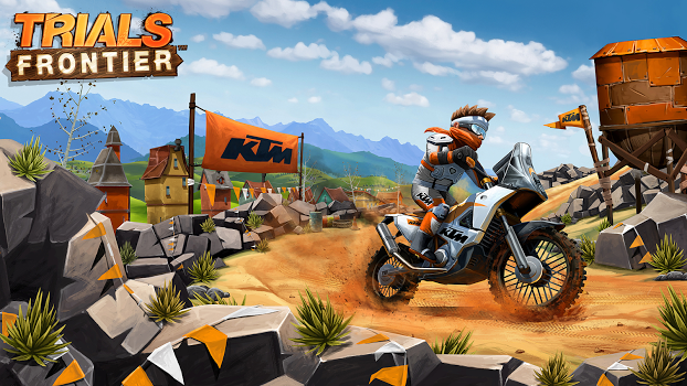 Trials Frontier v4.8.1 + data