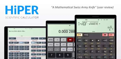 HiPER Calc Pro v6.2.1