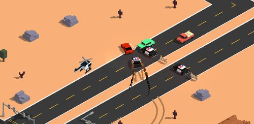 Smashy Road: Wanted v1.3.2