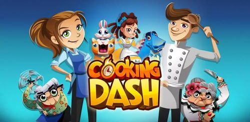 COOKING DASH v2.9.5