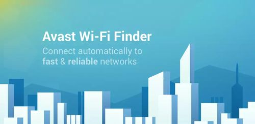 Avast Wi-Fi Finder v2.3.0