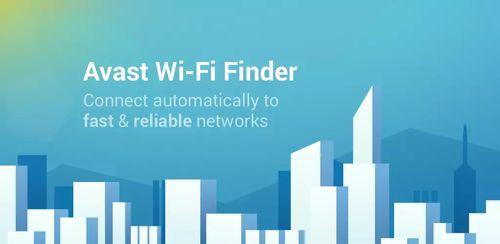 Avast Wi-Fi Finder v2.3.0