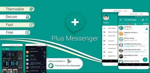 Plus Messenger v4.9.1.6