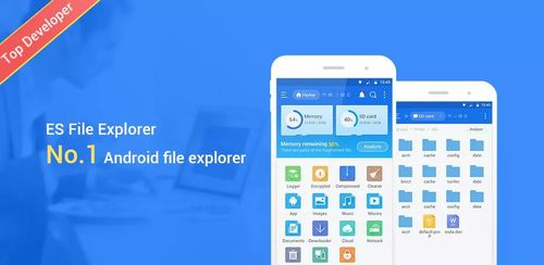 ES File Explorer File Manager v4.1.6.1 build 564