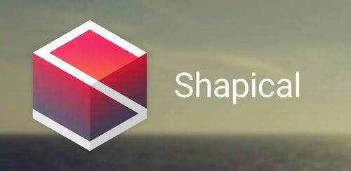 Shapical: Photoeditor v2.002