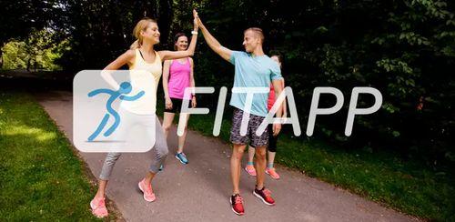 FITAPP Run Walk GPS & Calories Burner Premium v3.8.0