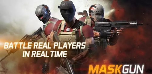 Maskgun: Multiplayer FPS v2.11