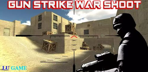 Gun Shot Fire War v1.1.1