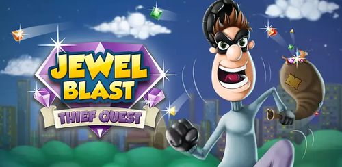 Jewel Blast Match 3 Game v2.0