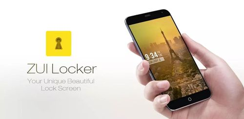 ZUI Locker-Elegant Lock Screen v2.1.3