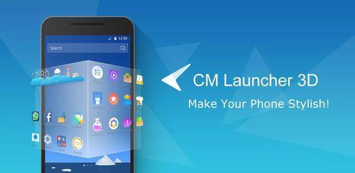CM Launcher 3D – Theme, Boost v3.45.2