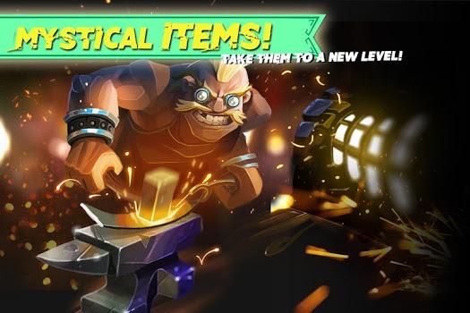 Dungeon Legends – Top Action MMO RPG Online Games v3.21 + data