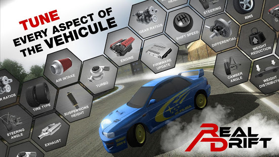Real Drift Car Racing v4.8 + data