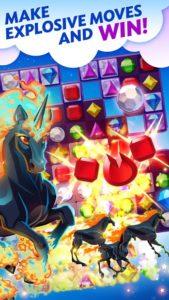 تصویر محیط Bejeweled Stars v2.21.2