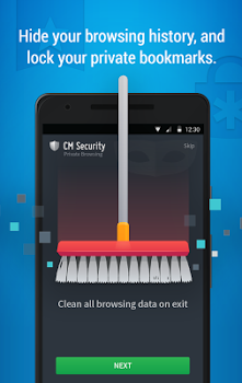 CM Security Antivirus AppLock v4.0.1
