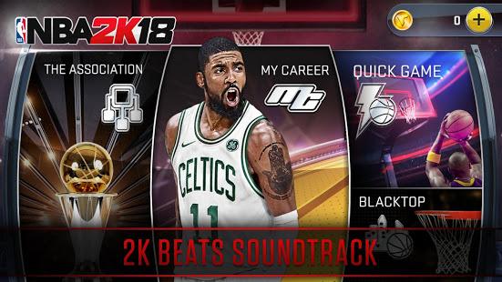NBA 2K18 v37.0.3 + data