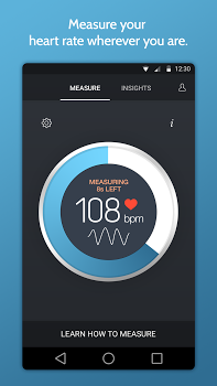 Instant Heart Rate+ : Heart Rate & Pulse Monitor v5.36.3575