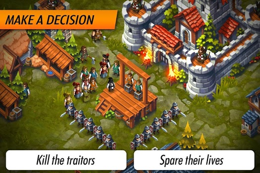 Lords & Castles – RTS MMO World War Battles v1.67