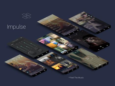 Impulse Music Player Pro v2.0.7