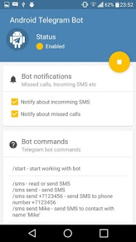 Remote Bot for Telegram Premium v1.7.3