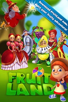 Fruit Land – match3 adventure v1.136.0