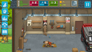 تصویر محیط Punch Club – Fighting Tycoon v1.36