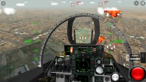 تصویر محیط AirFighters v4.2.5 + data