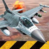 بازی هواپیمای جنگی آیکون