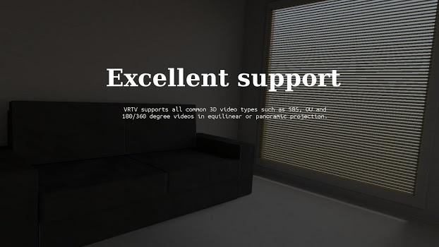 VRTV VR Video Player Free v3.4.1