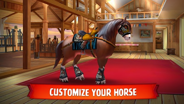 Horse Haven World Adventures v6.8.0 + data