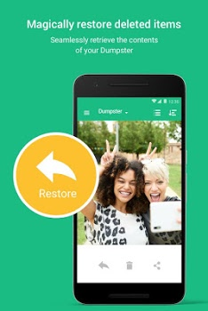 Dumpster: Undelete & Restore Pictures and Videos Premium v2.20.310.40c40