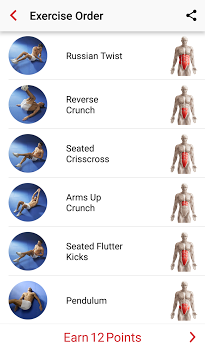Adrian James 6Pack Abs Workout v1.0.2017010101